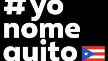 """En SalSoul 99.1 apoyamos el movimiento """"Yo no me quito"""""""