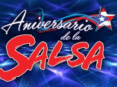 """Gracias Puerto Rico """"Aniversario de la Salsa"""""""