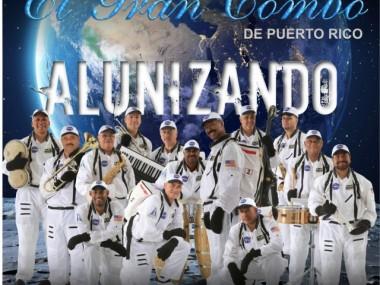 """El Gran Combo de Puerto Rico presenta nueva producción discográfica  """"Alunizando"""""""
